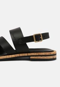 Marc O'Polo - GENNY - Sandals - black - 5