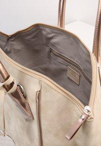 Tamaris - DELFINA - Handbag - sand - 5