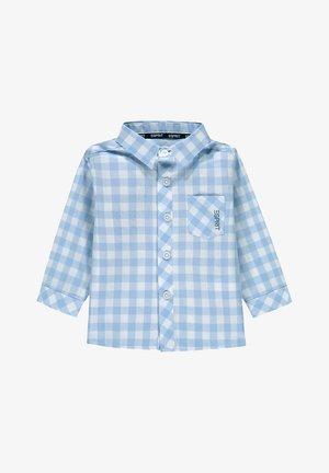 Shirt - pastel blue