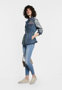 Desigual - MEMPHIS - Denim jacket - blue - 1