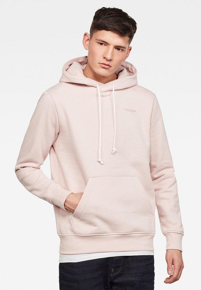 Hættetrøjer - pink