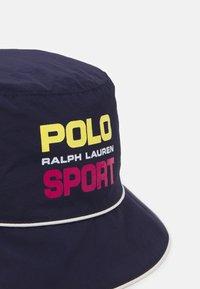 Polo Ralph Lauren - BLEND SPORT HAT - Klobouk - cruise navy - 4