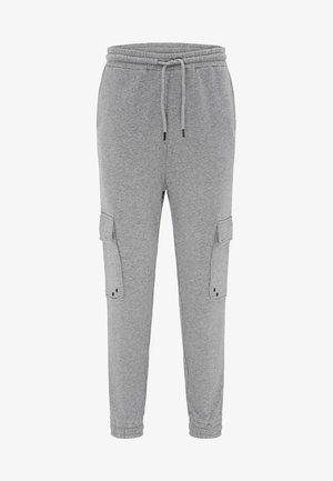 Pantalones deportivos - grey melange