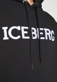 Iceberg - FELPA HOODIE - Hoodie - nero - 6