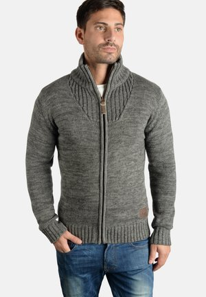 POMEROY - Cardigan - dark grey