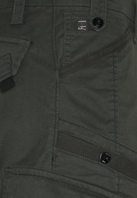 G-Star - DRONER RELAXED TAPERED CARGO PANT - Reisitaskuhousut - stretch asfalt - 2