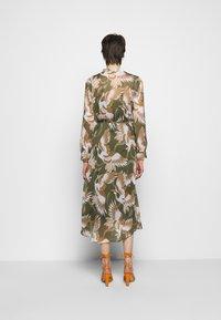 HUGO - ELEKTRA - Shirt dress - olive - 2