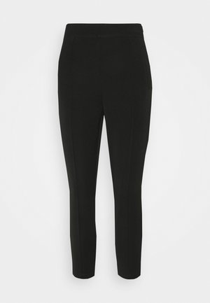 VMIVY ANKLE SLIM PANT - Trousers - black