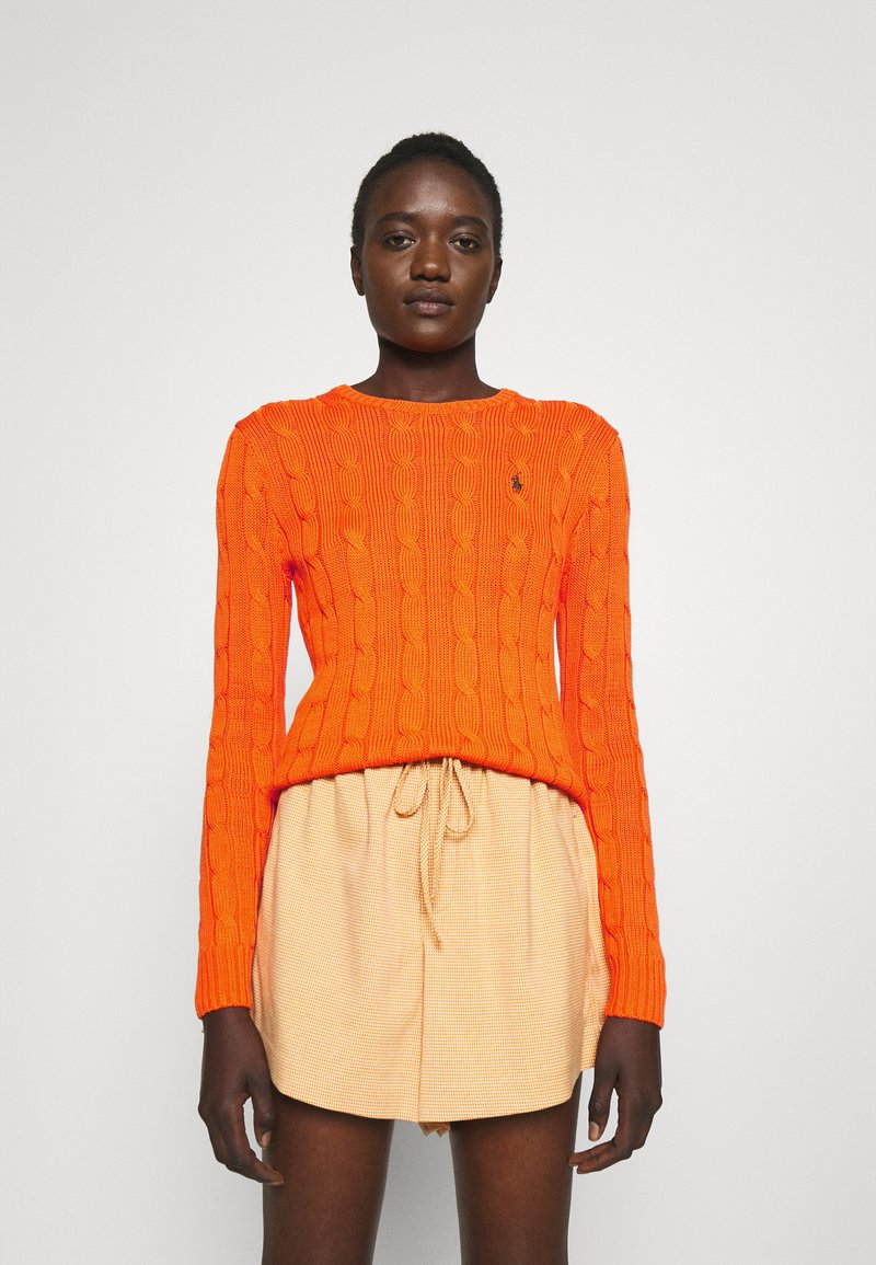 Polo Ralph Lauren - CLASSIC - Jumper - fiesta orange