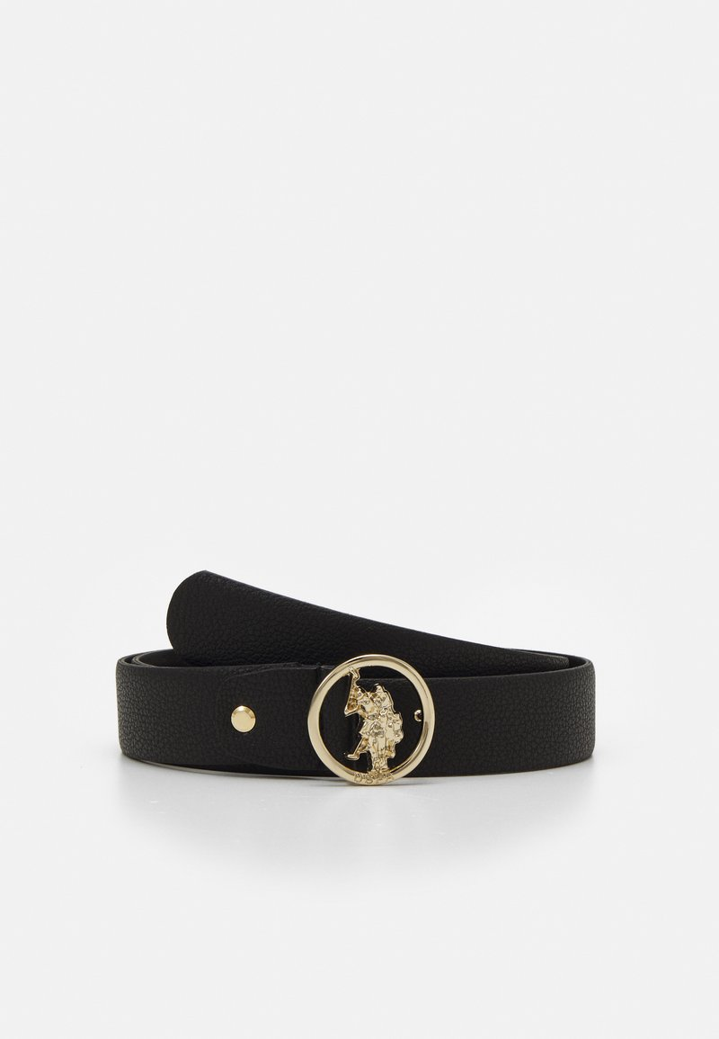U.S. Polo Assn. - GARDENA WOMEN'S BELT - Cinturón - black