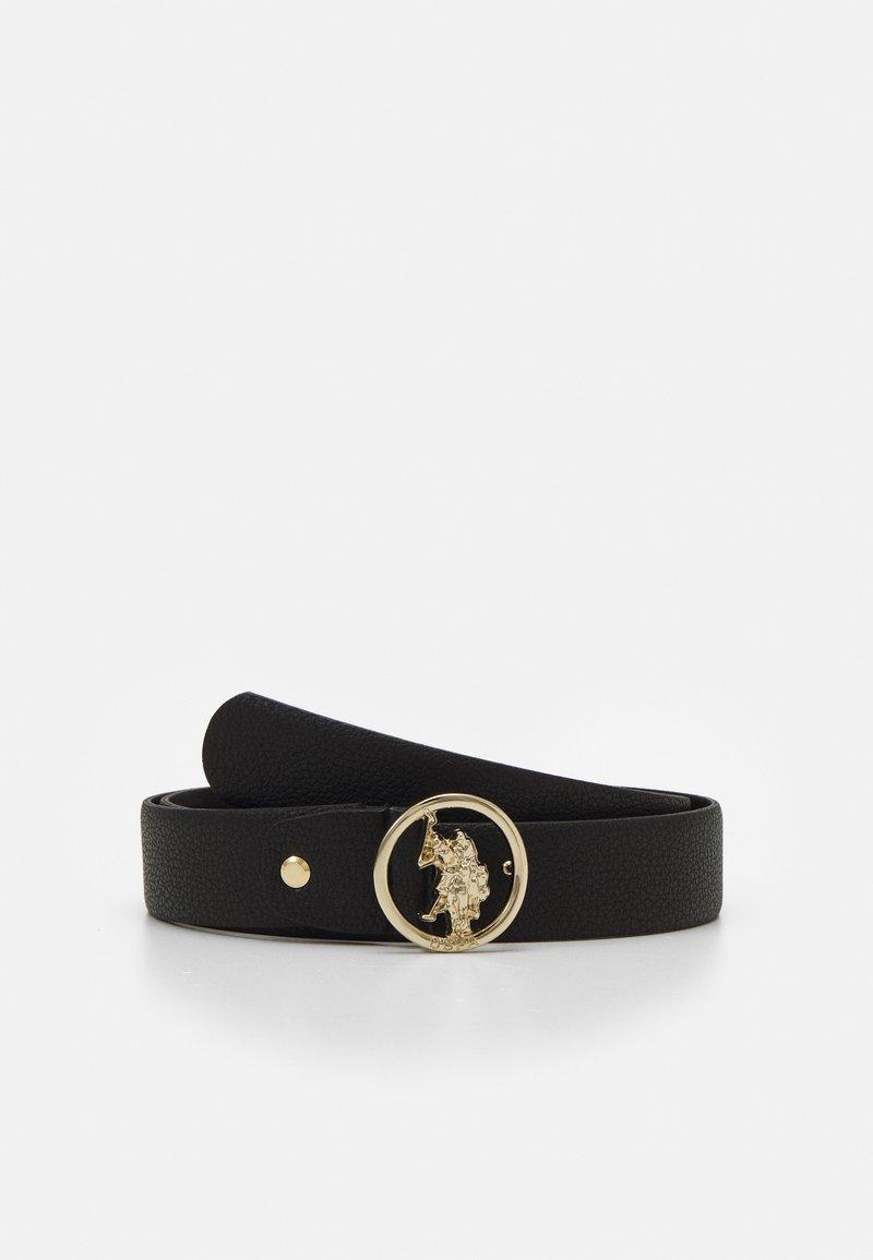 U.S. Polo Assn. - GARDENA WOMEN'S BELT - Belt - black