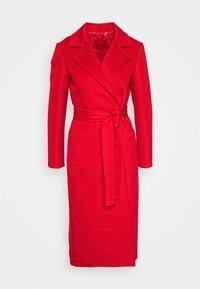 MAX&Co. - RUNAWAY - Płaszcz wełniany /Płaszcz klasyczny - red - 4