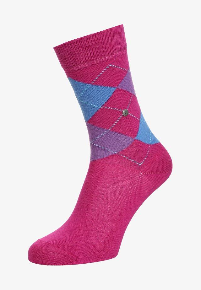 QUEEN - Socks - magenta