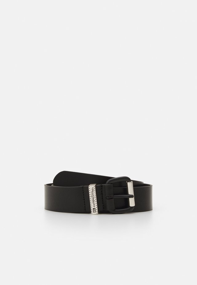 B-FLAG BELT - Vyö - black