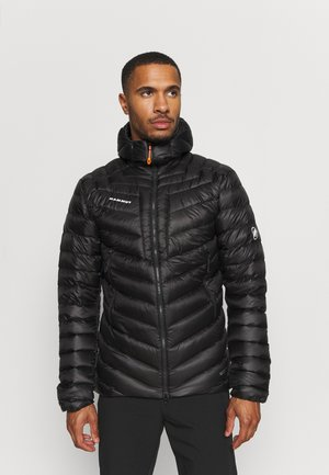 BROAD PEAK IN - Gewatteerde jas - black/white