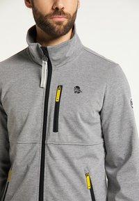 Schmuddelwedda - Training jacket - grau melange - 3