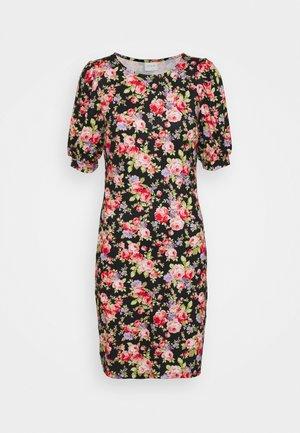 VIMOLNA DRESS - Žerzejové šaty - black