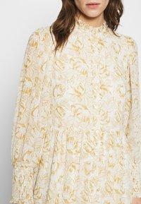 Notes du Nord - TRACY DRESS - Maxi dress - white - 5