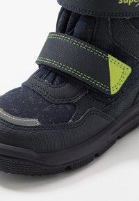 Superfit - MARS - Winter boots - blau/grün - 5
