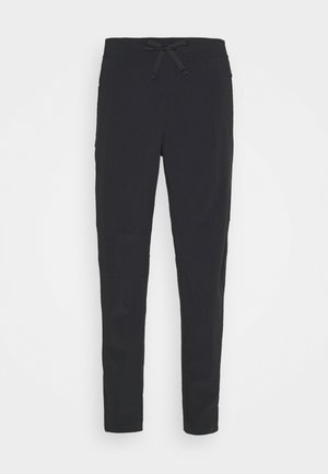 ALTVIA LIGHT ALPINE PANTS - Pantalon classique - ink black