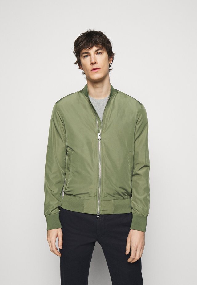 THOM GRAVITY JACKET - Bomber Jacket - lake green