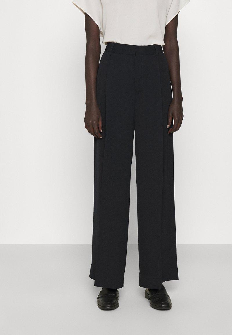 Filippa K - STACEY TROUSER - Trousers - black