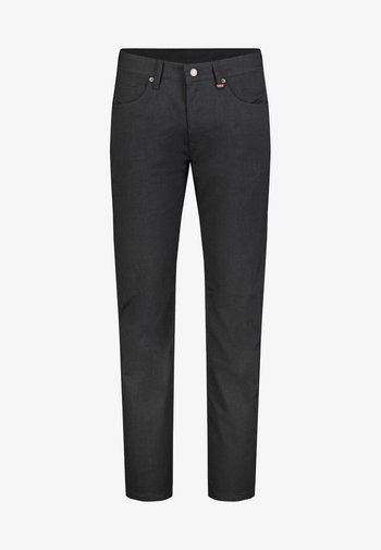ARNE GRAUTÖNE - Slim fit jeans - grey stone