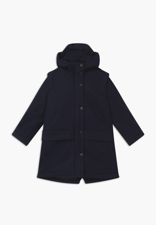 HAPPY COW - Classic coat - mood indigo