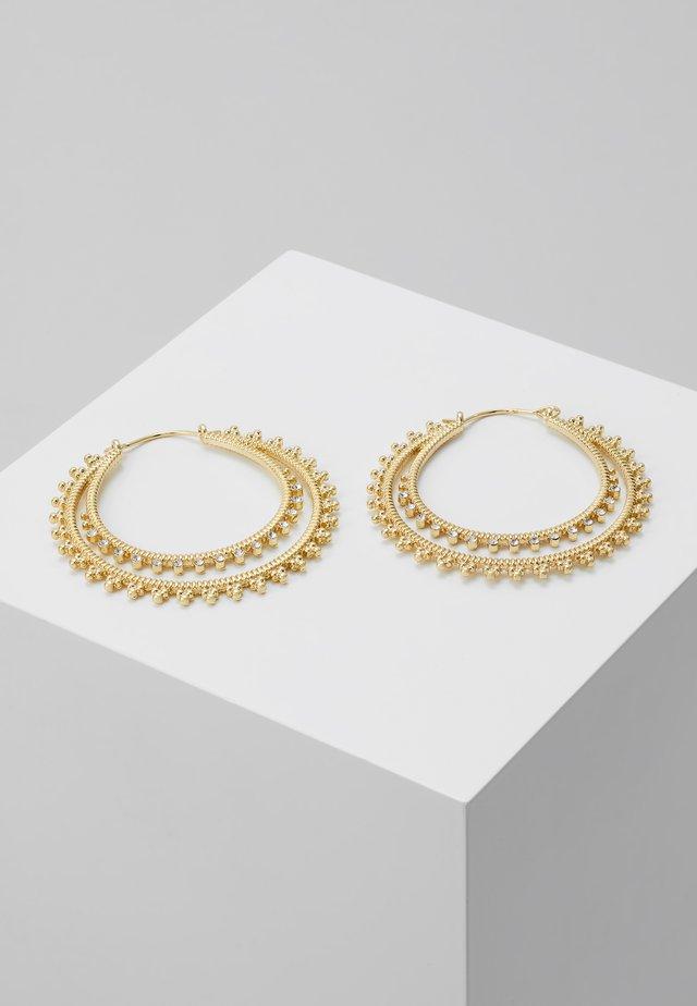 EARRINGS JOY - Korvakorut - gold-coloured