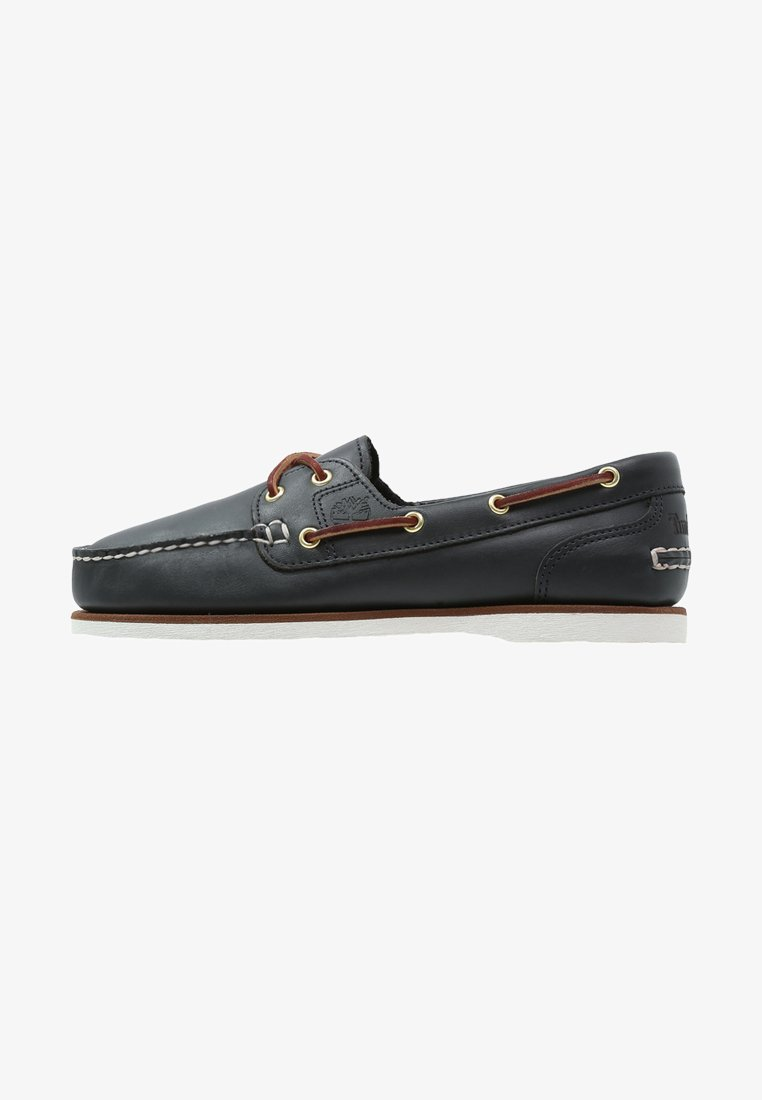 Timberland - Boat shoes - navy