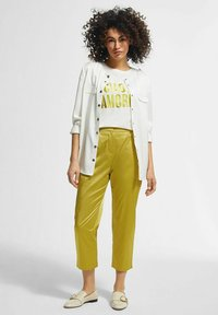 comma - Trousers - light green - 1