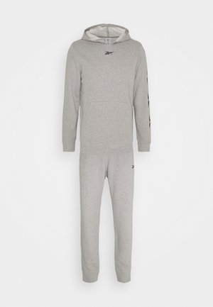 VECTOR TRACKSUIT - Tracksuit - grey