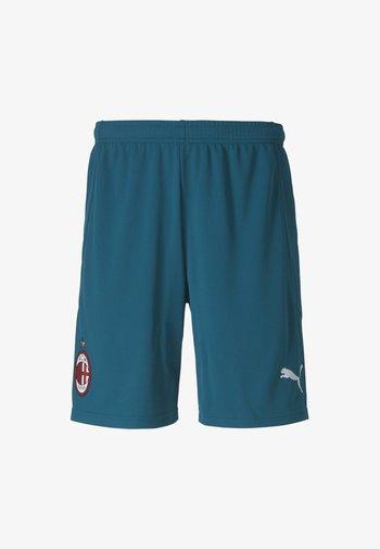 REPLICA - Sports shorts - deep lagoon-gibraltar sea