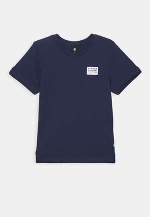 TEE - Basic T-shirt - imperial blue