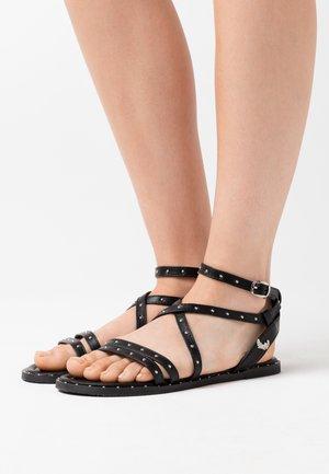 SUZY - Sandalias - noir