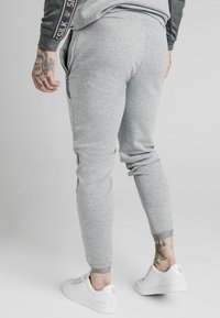 SIKSILK - TECH TRACK PANTS - Tracksuit bottoms - grey - 2