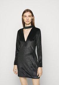 Just Cavalli - Koktejlové šaty/ šaty na párty - black - 0