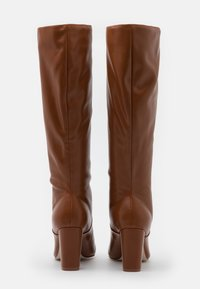 RAID - DILENI - High heeled boots - tan - 3