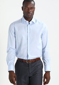 Tommy Hilfiger Tailored - FITTED - Camicia elegante - blue - 0