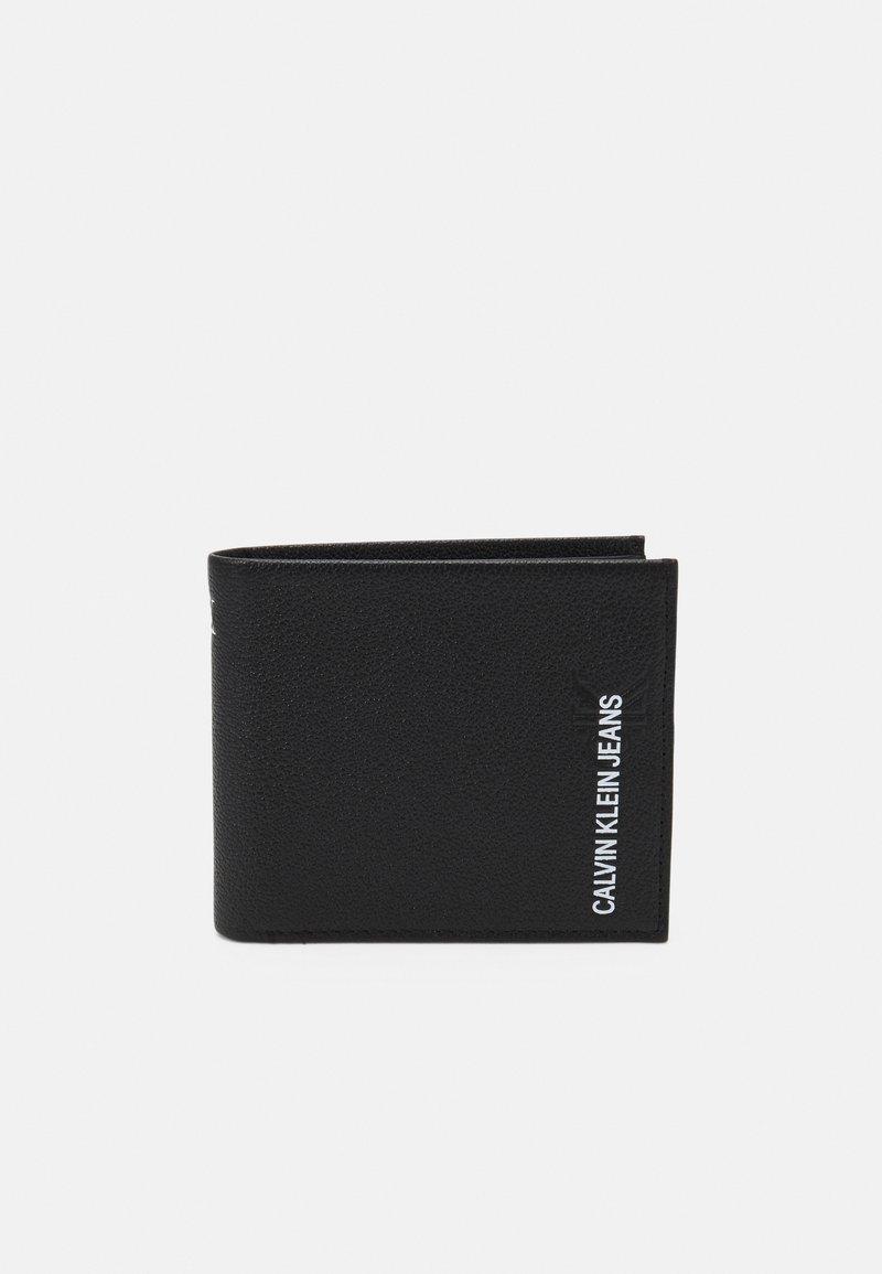 Calvin Klein Jeans - BILLFOLD - Peněženka - black