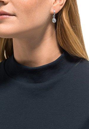 DAMEN-CREOLEN 925E - Earrings - silber