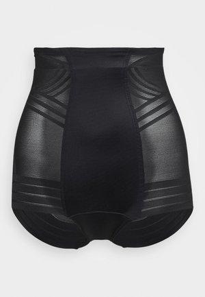 GEO WAIST CINCHER - Shapewear - black
