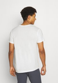 Icepeak - ABSECON - T-shirts print - optic white - 2