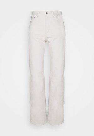 ILO CLASSIC DENIM - Relaxed fit jeans - white