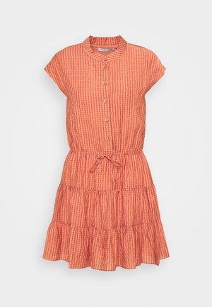 OLLIE DRESS - Day dress - peach