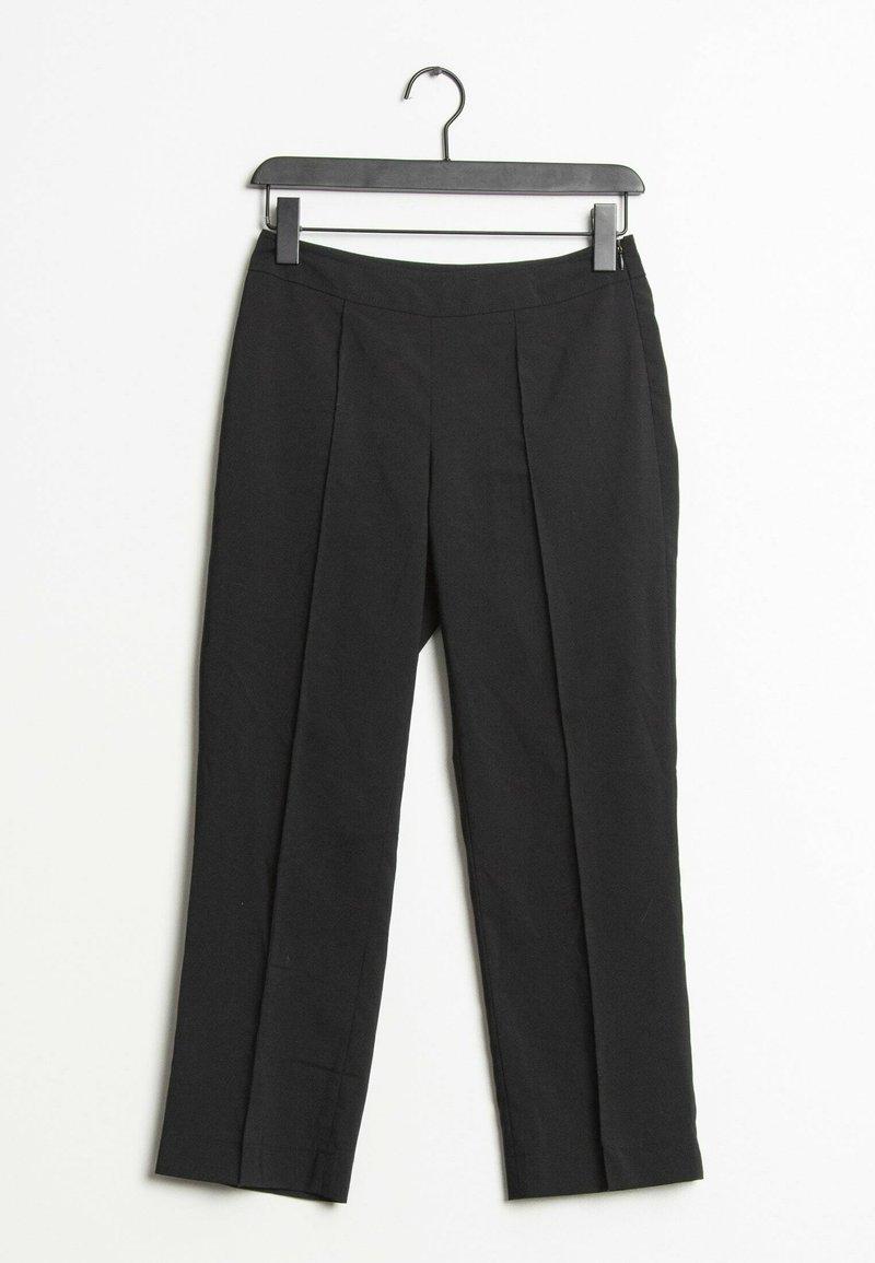 Apart - Trousers - black