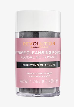 PURIFYING CHARCOAL CLEANSING POWDER - Cleanser - -