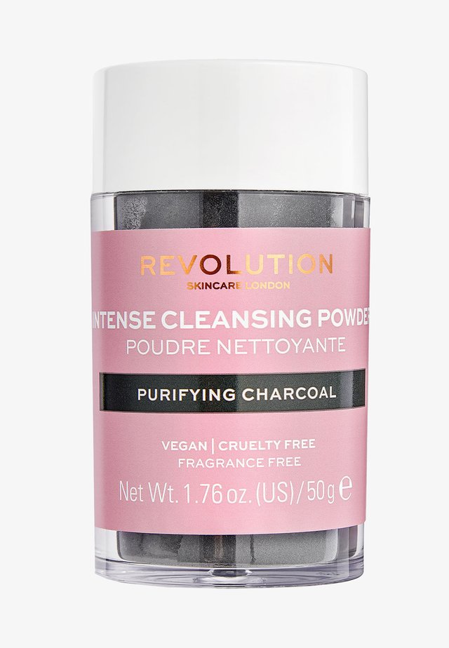PURIFYING CHARCOAL CLEANSING POWDER - Detergente - -