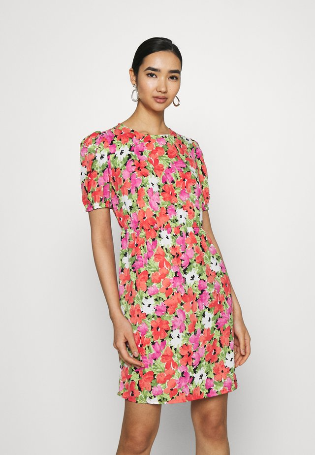 VIAMORA SHORT DRESS - Vestito estivo - red