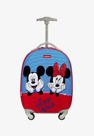 DISNEY ULTIMATE - Wheeled suitcase - dark blue